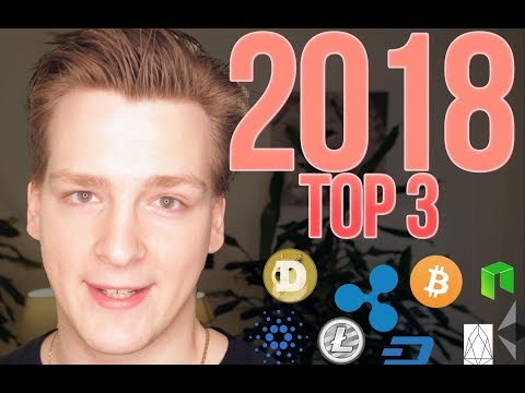 TOP 3 Cryptocurrencies 2018 - Programmer explains