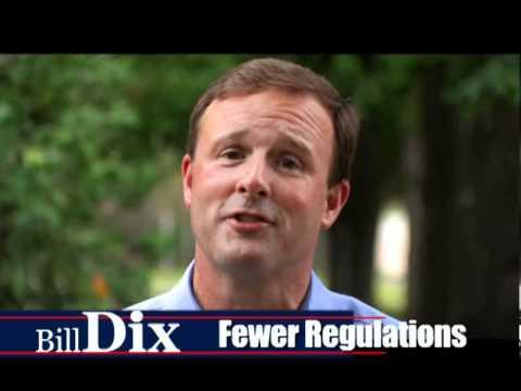 Bill Dix for State Senate