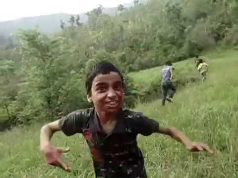 this boy is the real hero of nepal