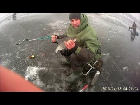Ловля леща на Волге зимой - Рыбалка Онлайн, зимняя Незаменимой ее составляющей, является