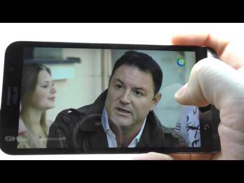 Видео обзор смартфона ASUS G550KL GO TV 16 Гб серебристый