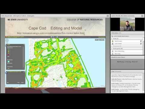 SFE Webinar: GIS Migration from Desktop to Web
