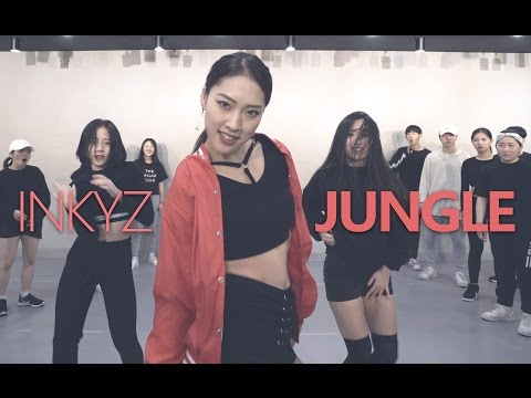Inkyz - Jungle / Choreography. Jane Kim
