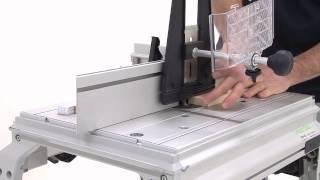 Festool TV Folge 19: Compact Modul System - Konterprofil