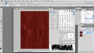 Wood Grain 4 - Seamless Wood - Photoshop Tutorial
