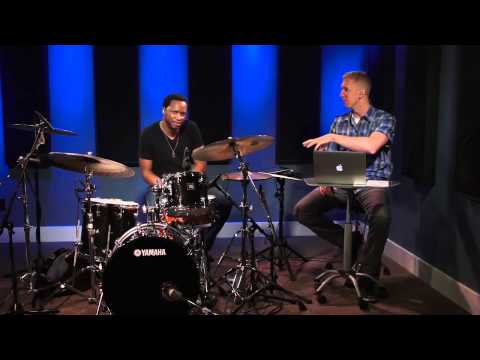 Mark McLean - Musical Approach To Drumming - Part #1 of 2