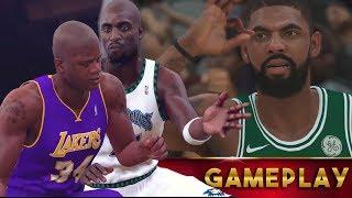 NBA 2K18 Gameplay Footage Breakdown - Special Guest Trailer! NBA 2K18