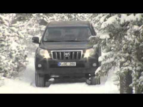 Offroader-Test: Jeep, Defender und Land Cruiser im Gel?nde