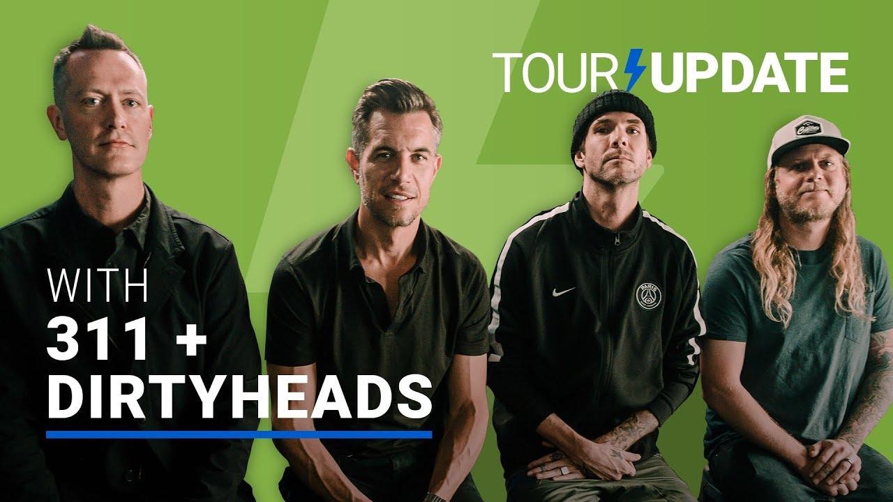 311 & Dirty Heads Prepare For Co-Headlining 2019 Summer Tour | setlist fm