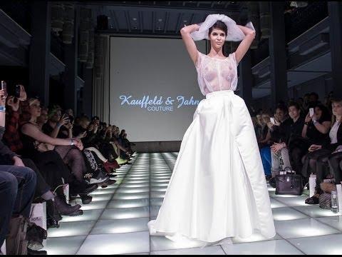 Runwayshow Kauffeld & Jahn Couture - Berlin Fashion Week Januar 2014 ...