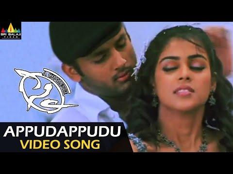 Sye Video Songs   Appudappudu Video Song   Nitin, Genelia   Sri Balaji Video