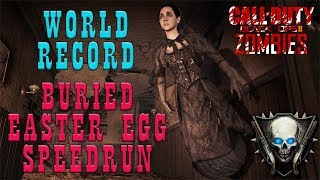 BURIED EASTER EGG SPEEDRUN WORLD RECORD (16:36 - RICHTOFEN'S SIDE)