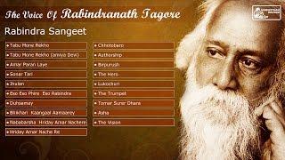Voice of Rabindranath Tagore | Tobu Mone Rekho | Rabindra Sangeet Album
