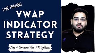 Live Trade with VWAP | VWAP Trading Strategy | Best Intraday Trading Strategy