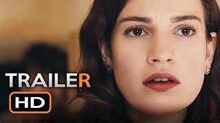 THE GUERNSEY LITERARY AND POTATO PEEL PIE SOCIETY Official Trailer 2 (2018) Lily James Movie HD
