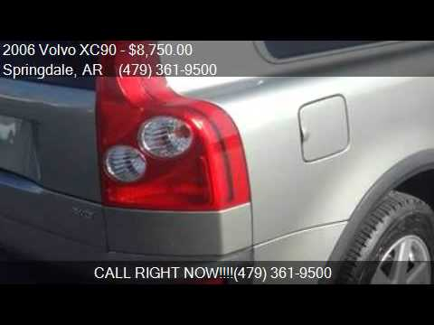 2006 Volvo XC90 2.5T for sale in Springdale, AR 72762 at Jus