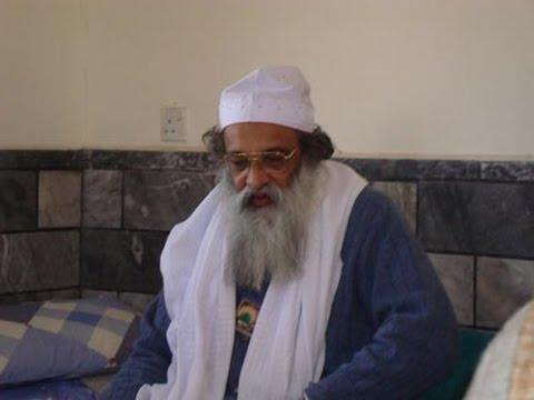 DEDAR  peer Syed Tanveer Haider Shah Sahib Chan Je Sarkar Astana Alia Jalalpur Sharif 4