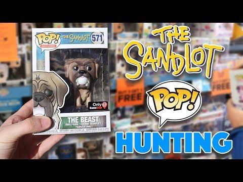 The Sandlot Funko Pop Hunting