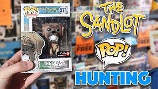 The Sandlot Funko Pop Hunting!