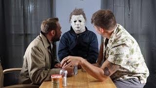 The Interrogation of Michael Myers BLOOPERS + OUTTAKES
