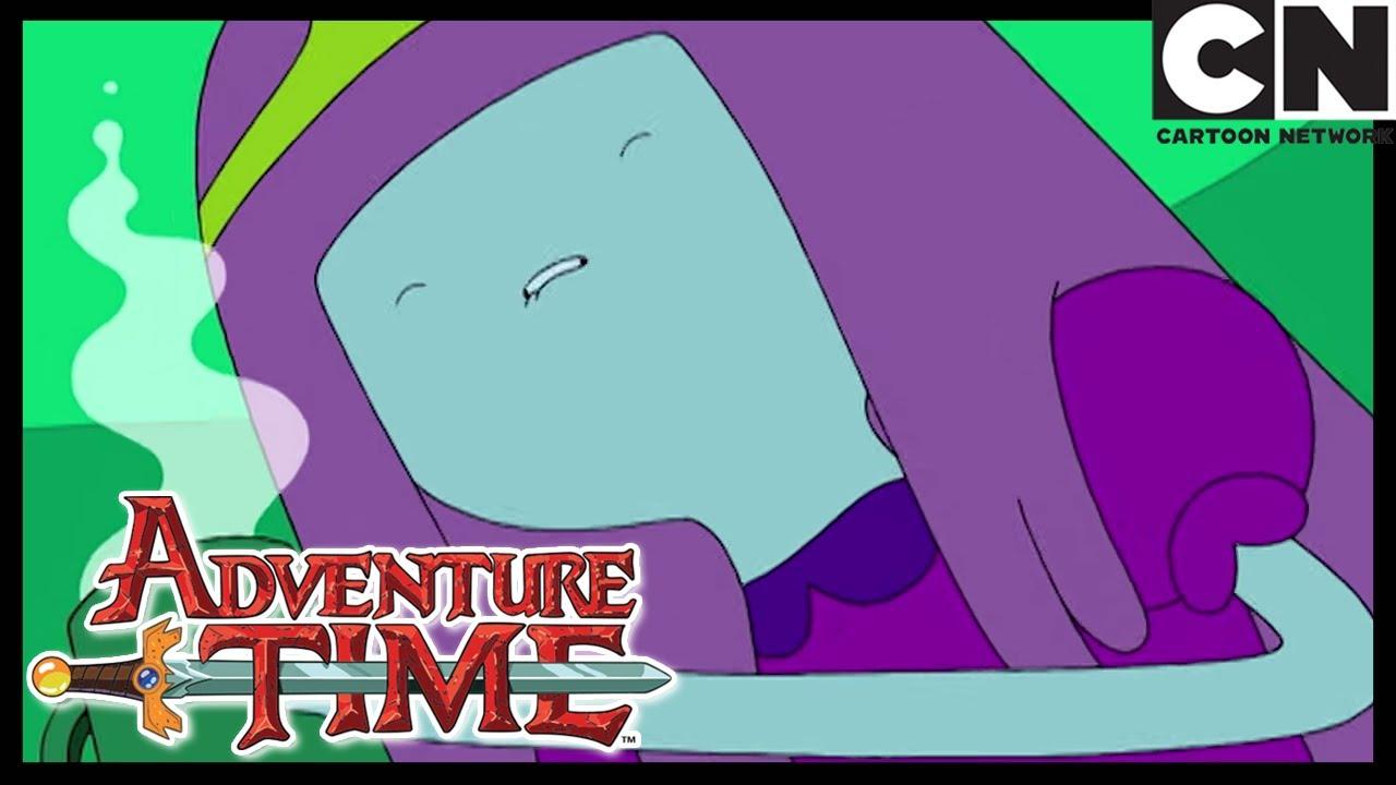 принцесса жвачка | Время приключений | Cartoon Network