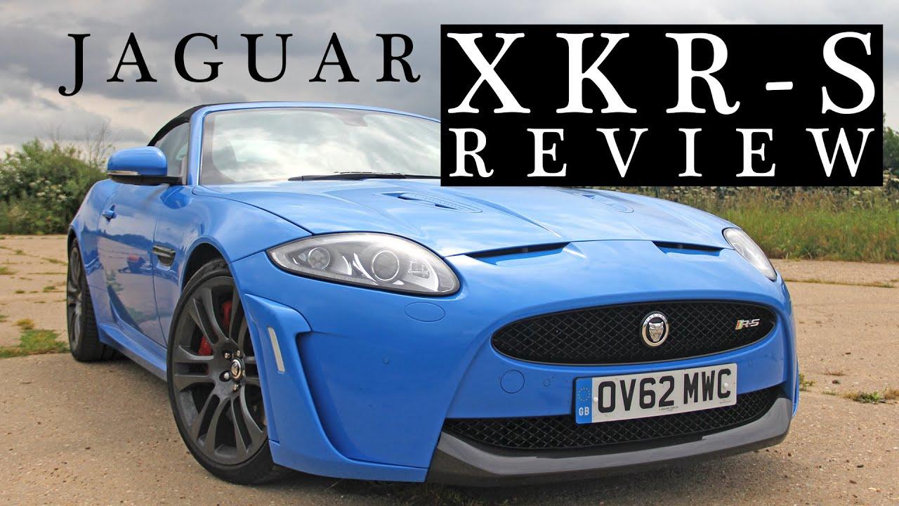 2012 Jaguar XKR-S Review