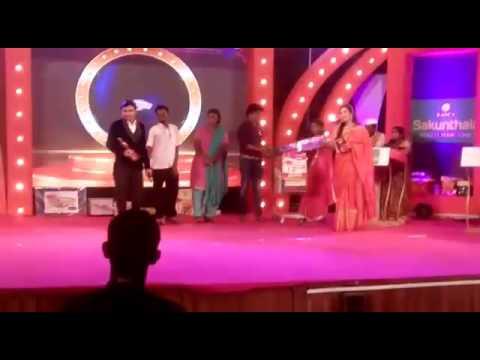 Jackpot 2 kasturi TV show kalburgi event winner srinivas dandgulkar shahabad