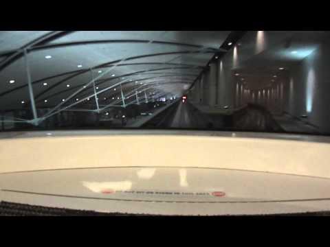Detroit Metro Train System