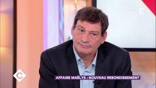 Affaire Maëlys : nouveau rebondissement - C à Vous - 20/12/2017