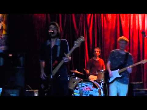 The Salty Tenders - live @ The Record Crate, 25 October 2015