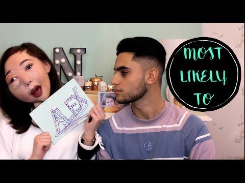 """Most Likely To"" Sibling Edition 