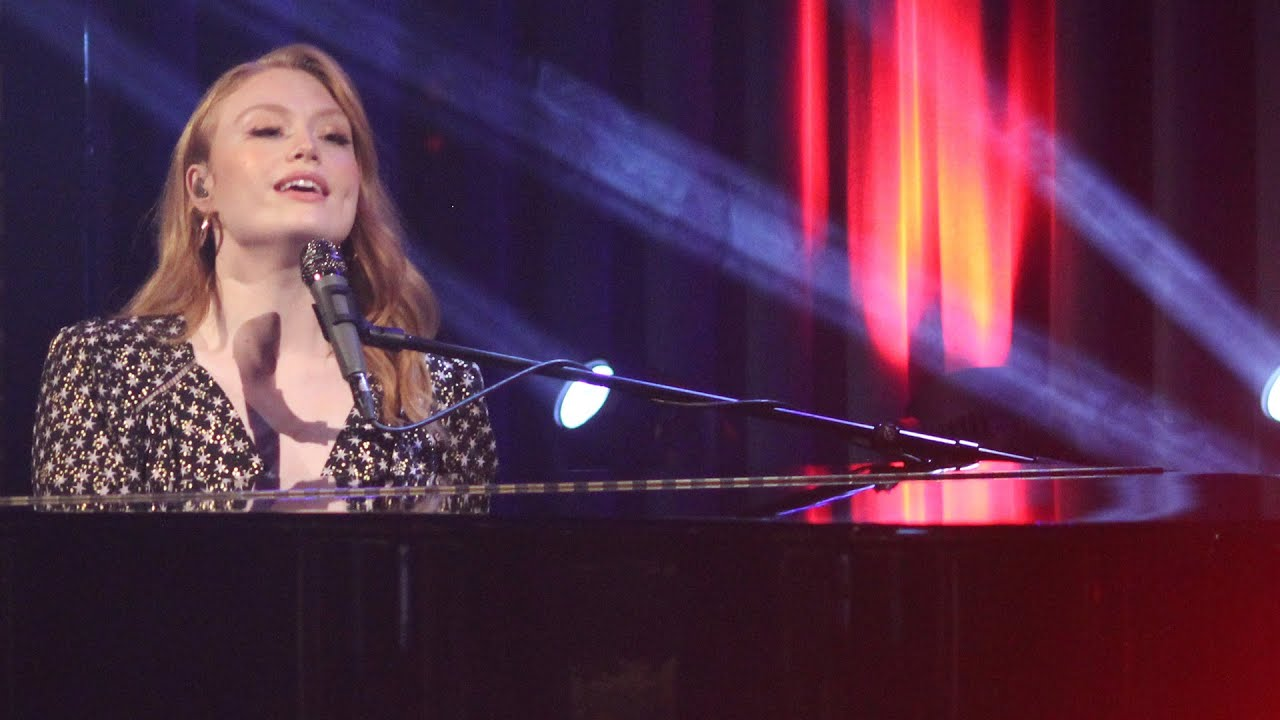 Freya Ridings Castles The Late Late Show Rte One