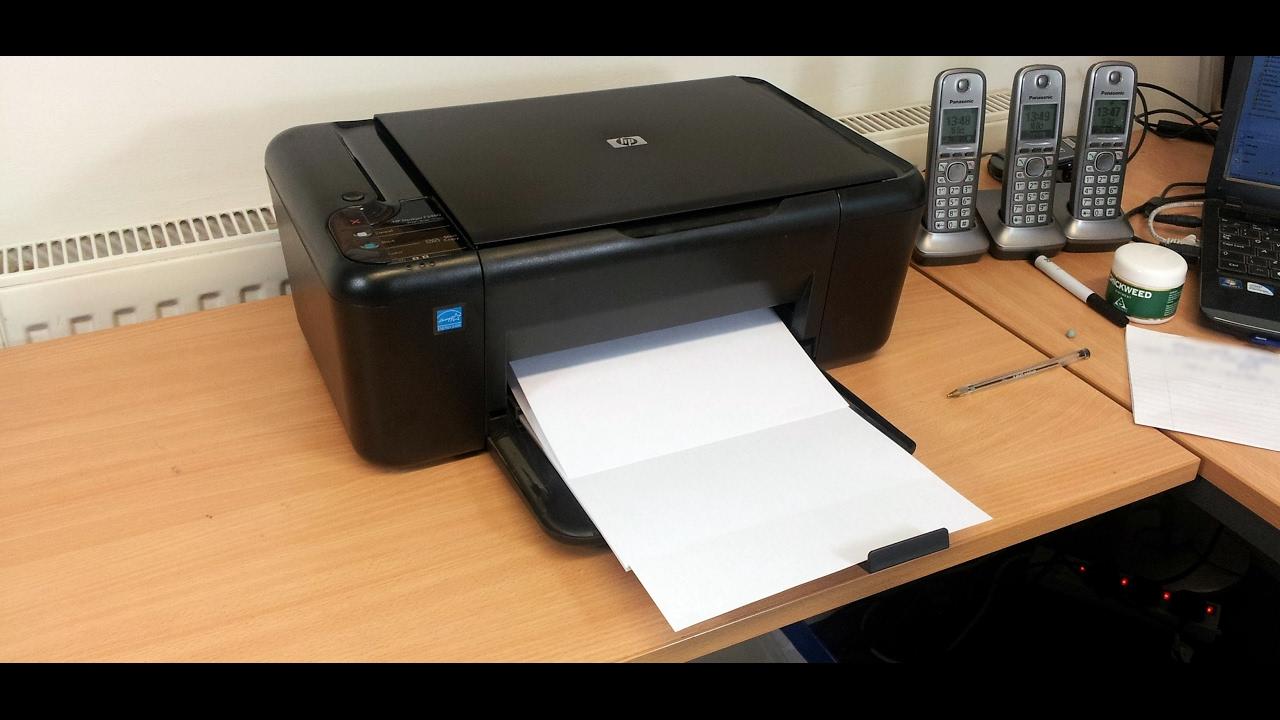 Epson Printer Not Printing Dark Enough