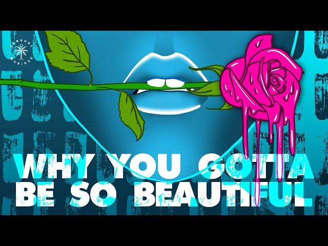 MOTi & JETFIRE - Beautiful (feat. Lovespeake) [Official Lyric Video]