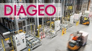 Diageo DC enables