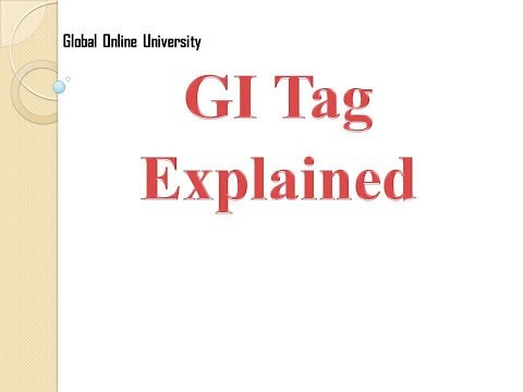 UPSC Preparation 2018/ Patent, Copyright, Trademark, Geographical Indication GI Tag Exlained