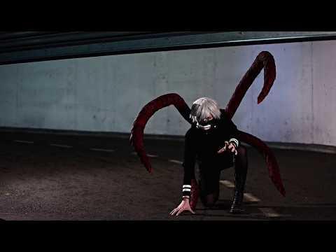 2017 VIECC - Cosplay Ken Kaneki (Tokyo Ghoul)