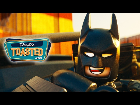 THE LEGO BATMAN MOVIE REVIEW - Double Toasted Review