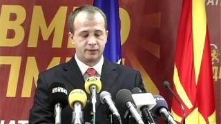 Прес на Александар Бичиклиски (08.03.2011)