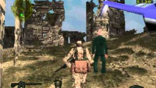 Spec Ops Covert Assault Playthrough||Mission 1: Sicily Part 2
