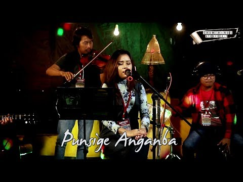 """Punshige Anganba"" Promo Unplugged with Blue Band for Chumthang's BYE BYE 2017"