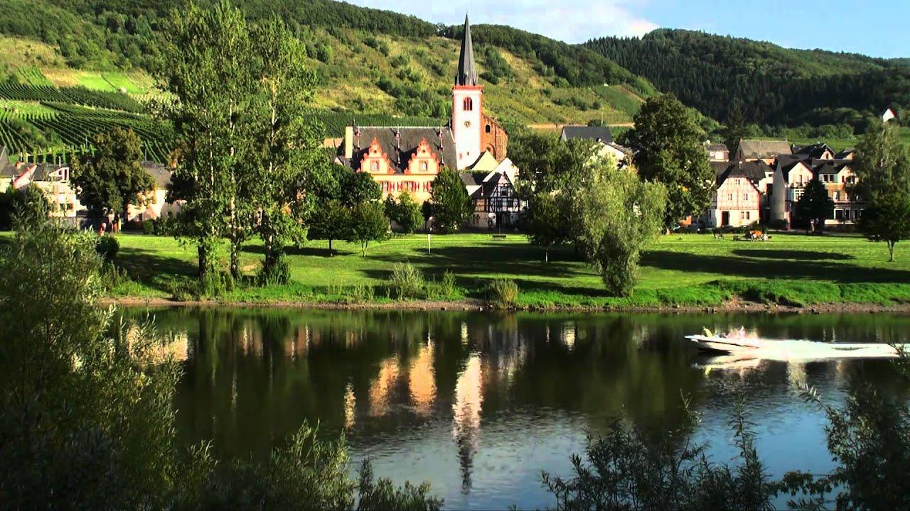 Turismo en alemania regi n de cochem rom ntico valle - Cochem alemania ...