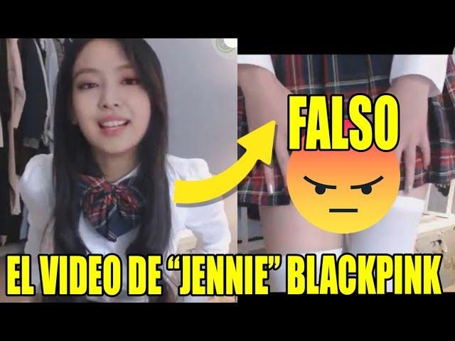 EL VIDEO DE JENNIE (BLACKPINK) Y EL FANDOM ENFERM0 - [OtitoMola]