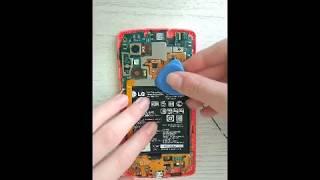 Návod na opravu  LG Nexus 5 -výmena usb portu