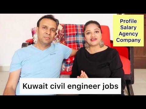 Engineering Jobs In Kuwait Civil Engineer Salary Profiles Consultancy Jobs In Kuwait 2020 Youtube