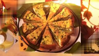 Готовим пирог с яйцами и зеленым луком. Вкусный рецепт Пирога с яйцами и зеленым луком.