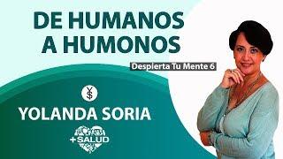 DE HUMANOS A HUMONOS    por Yolanda Soria    Despierta Tu Mente 6