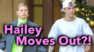 Hailey Baldwin Moves Out Of Justin Bieber's House, Cancels Wedding!