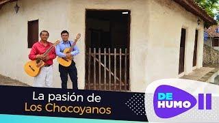 La pasión musical de Los Chocoyanos