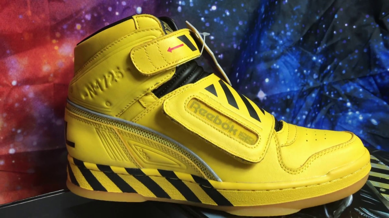 01d26e990c3984 Reebok Alien Stomper  Final Battle  Pack Unboxing - YouTube